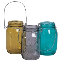 Assorted Mason Jar (12pcs)