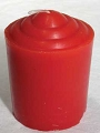 Twelve Hour Red Votives (36pcs)